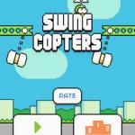 Swing Copter – Après Flappy Birds, Nguyen vous fait encore voler