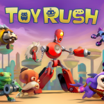 Toy Rush – Un tower defense avec des cartes à collectionner