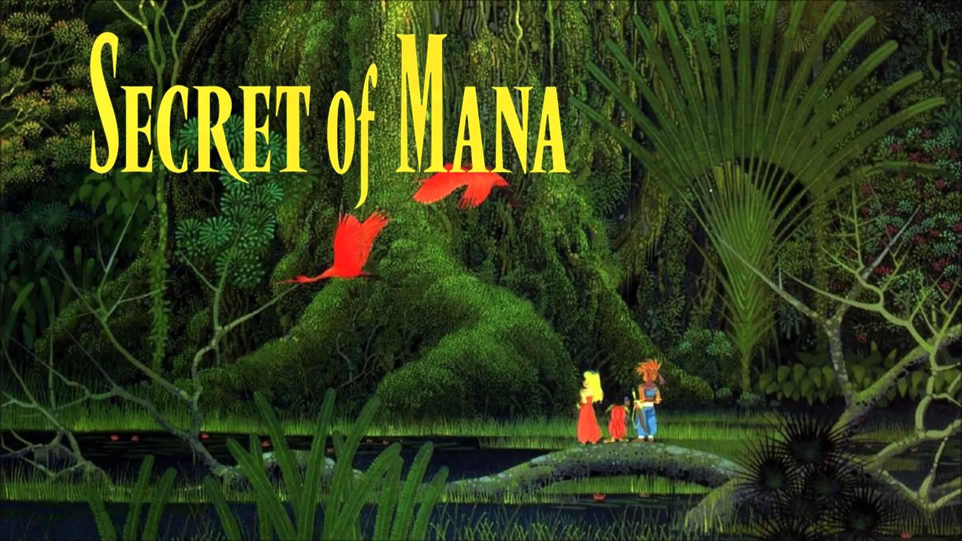 est officiel, le RPG Secret of Mana sortira cet automne sur