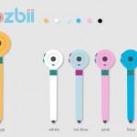 Mozbii – Un stylet qui capture la couleur des objets réels #kickstarter