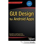 GUI Design for Android Apps – L'ebook gratuit sur Amazon