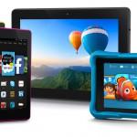 Amazon dévoile sa nouvelle gamme de tablette sous android