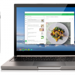 Chrome OS – Premières applications Android tournant en natif