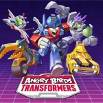 Angry Birds Transformers – Disponible sur le Google Play fin octobre