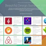 Beautiful Design Summer 2014 – Une sélection d'Apps Design by Google