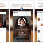 Shapr – Un réseau social pro qualifié par le partage de contacts