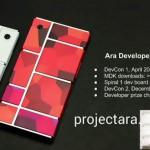 Project Ara – Android L custom et module échangeable à chaud