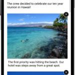 Facebook – Creez des albums photo avec histoires