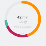 Google Fit – Application disponible sur Google Play