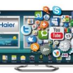 Noël 2014 – Haier une SmartTV et une tablette sous Android