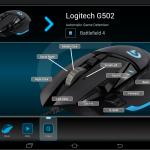 Logitech Arx Control – Contrôlez vos périphériques et affichez vos stats