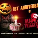 DEAD TRIGGER 2 – Mise à jour anniversaire Halloween dispo