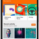 Google Musique – Intégration de Songza disponible