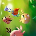Angry Birds Stella Launcher – Un lanceur d'apps pour les Fans de Rovio
