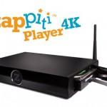 Zappiti Player 4K – Un lecteur multimédia 4K sous Android