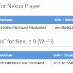 Nexus 9 et Nexus Player – Les sources du kernel disponibles