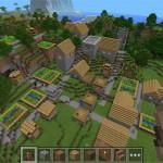 Minecraft Pocket Edition – Première MAJ après le rachat par Microsoft