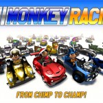 Monkey Racing – Un Mario Kart like disponible sur le Google Play