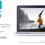1 To offert sur Google Drive pour l'achat d'un Chromebook