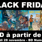 Black Friday : 100 BDs à partir de 0.99 € sur BD Buzz