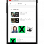 YouTube Music Key – Début de la phase beta