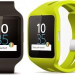 Sony Smartwatch 3 en video
