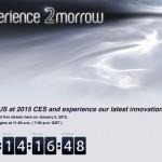 Asus dégaine en premier avec son invitation pour sa conférence au CES 2015