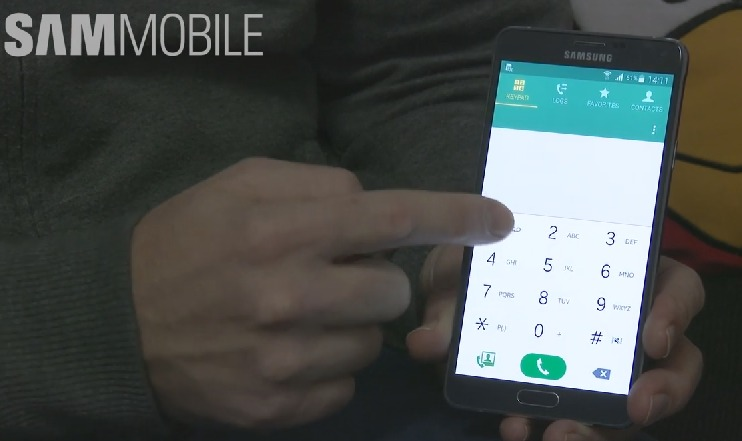 Exclusive Preview   Android 5.0 Lollipop on Samsung Galaxy Note 4   YouTube