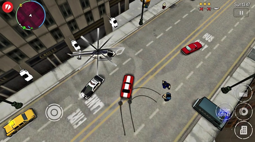 GTA  Chinatown Wars   Applications Android sur GooglePlay