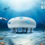 Aquatech – Des images de la boutique Sony sous-marine