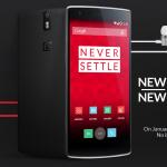 OnePlus One – Achat sans invitation dès le 20 janvier