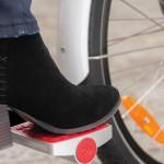 Connected Cycle – Une pédale connectée pour tracker votre vélo #CES2015