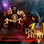 Dungeon Hunter 5 – Un mini-site pour des récompenses IG lors de sa sortie