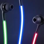 Glow – Les écouteurs à éclairage laser #Kickstarter