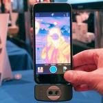 FLIR – La 2ème génération de caméra thermique est compatible Android #CES2015