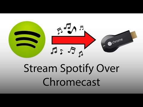 spotify pas de google cast for audio mais ok pour chromecast android franceandroid france. Black Bedroom Furniture Sets. Home Design Ideas