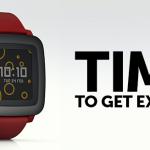 Pebble Time – La nouvelle Pebble est  sur #Kickstarter