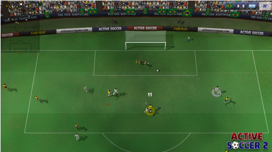 Active Soccer 2   Applications Android sur GooglePlay