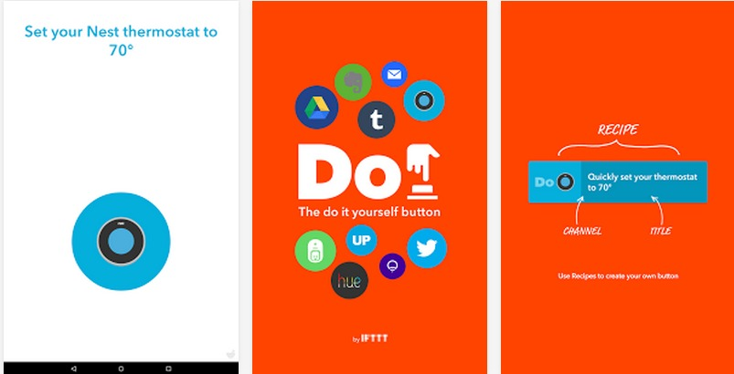 Do Button by IFTTT af