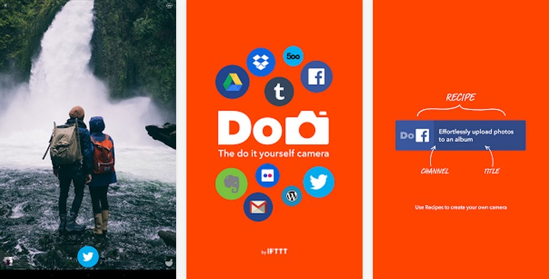 Do Camera by IFTTT  af