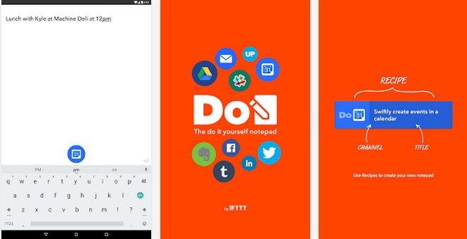 Do Note by IFTTT  af