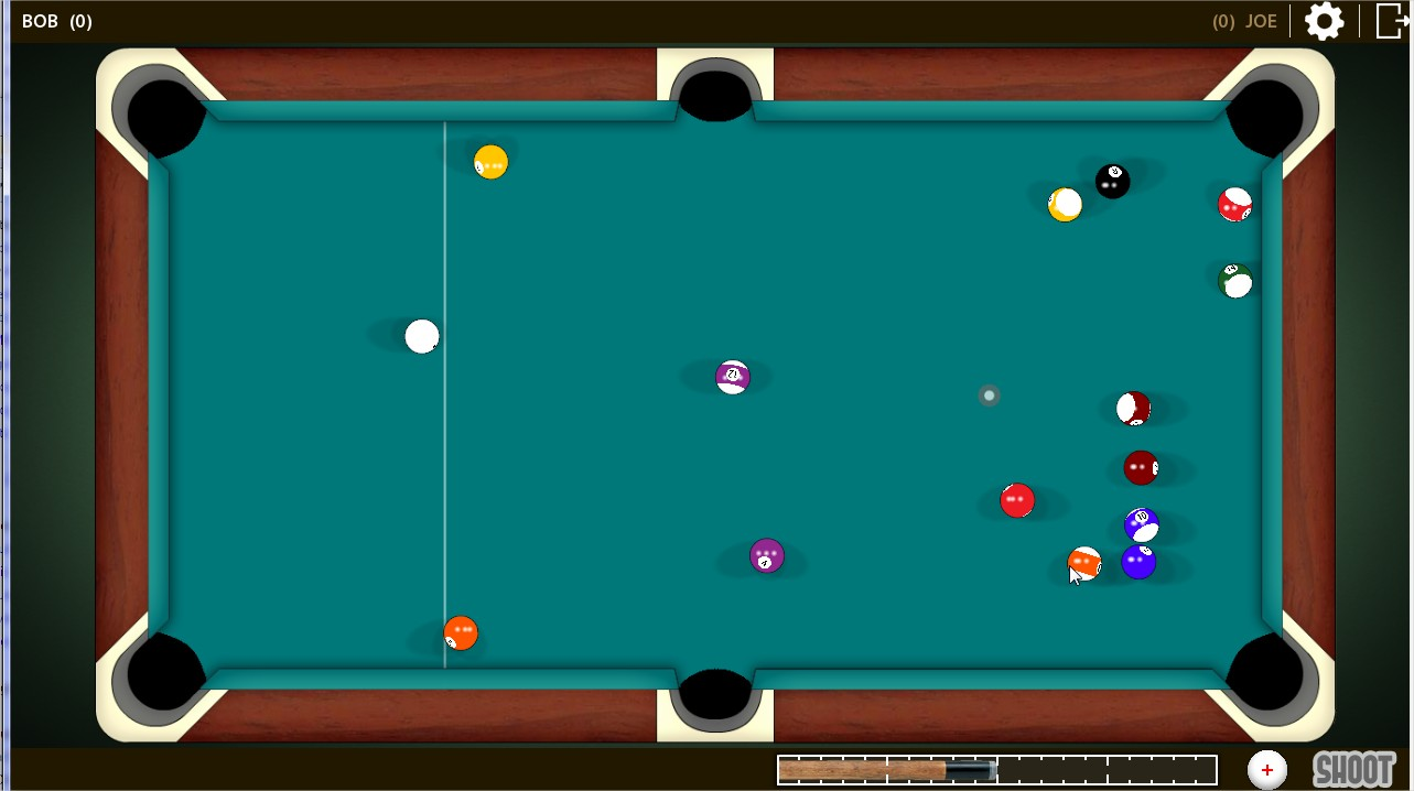 jeux flash billard 8 pool
