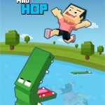 Mad Hop : Endless Arcade Game – Un safari funky en mode pixel 3D
