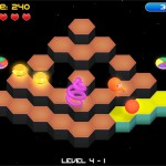 Q*bert: Rebooted – Un clone de Q*bert disponible sur Google Play