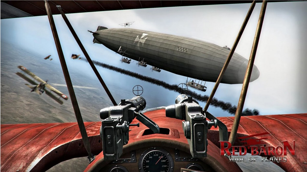 Red Baron  War of Planes   Applications Android sur GooglePlay