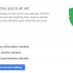 Sécurisez votre compte Google et gagnez 2 Gigas sur Google Drive