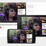 Youtube annonce les fiches à intégrer dans les vidéos