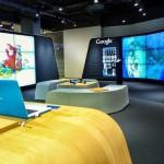 La première boutique Google vient d'ouvrir à Londres