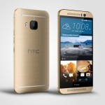 HTC One M9_Gold_Right