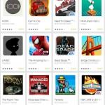 Google Play – Une liste de jeux soldés à moins de 1 euros #bonplan